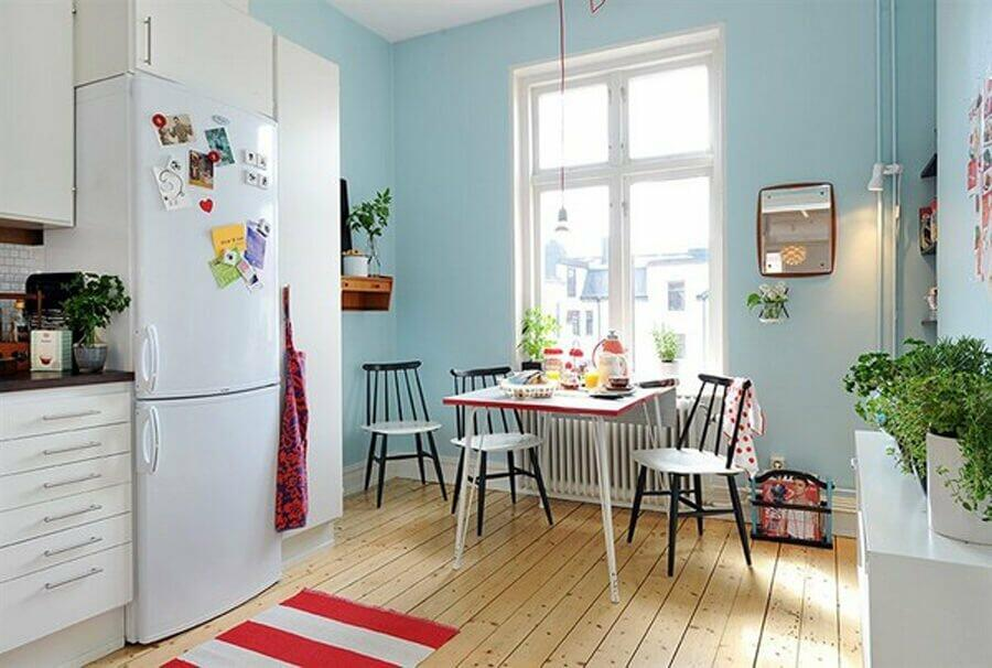 Refreshing Blue Dining Room Ideas Full of Cool Blue Energy