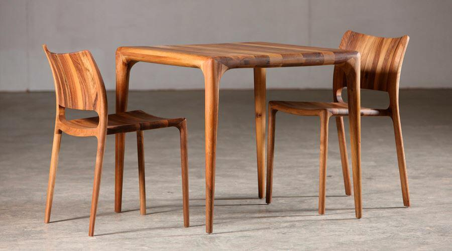 Gorgeous Reclaimed Wood Dining Tables to Make Your Home Feel More Natural