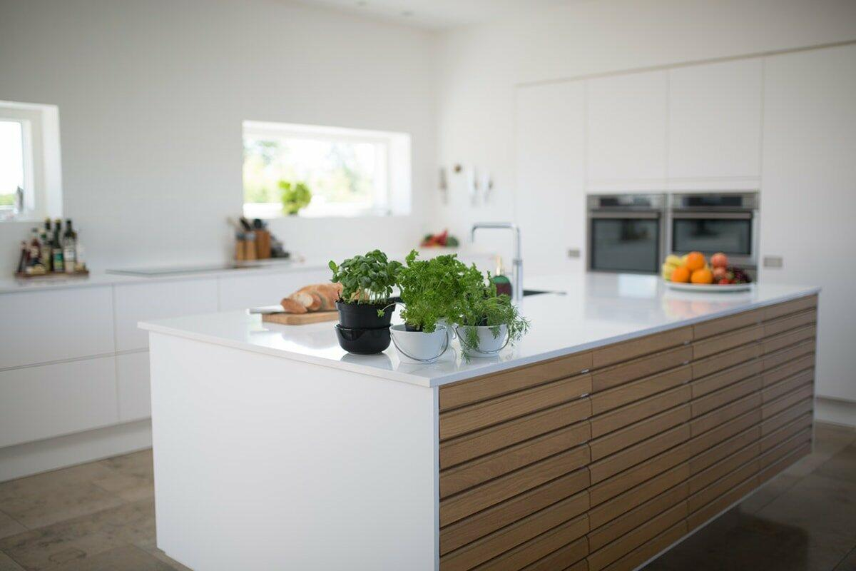 Clever Design Solutions for a Functional Kitchen