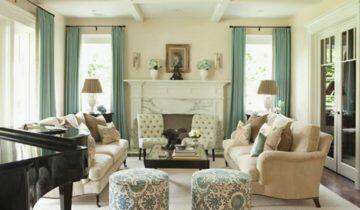 10 Essential Keys To Creating a Beautiful Living Room