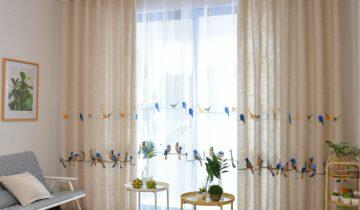 How to choose suitable curtains?