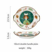 10inch plate